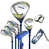WYSTAO Junior Golf Set, Jugend 95-155cm Jungen Junior Anfänger Sets,...